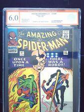 amazing spiderman 37 Norman Osbourne 6.0 not CGC