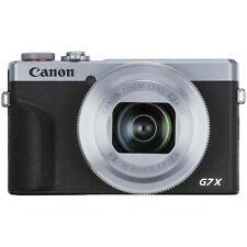 Canon PowerShot G7 X Mark III Digital Camera (Silver) - 3638C001
