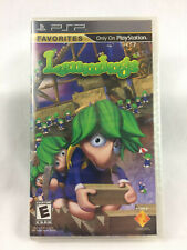 Sony Playstation Portable (PSP) Lemmings UMD Game - NEW/ FACTORY SEALED -