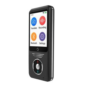 Smart Voice Language Translator Device WiFi 2-Way Instant for 43 Languages