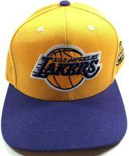 Vintage Los Angeles Lakers NBA Basketball Snapback Hat - Hardwood Classic