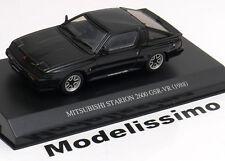 1:43 DISM Mitsubishi Starion 2600 GSR-VR 1988 black