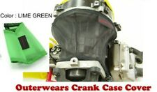 CY/RC Crankcase Cover by Outerwears for Baja 5b 5T / Losi 5ive-T DBXL LIME GREEN