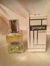 "* VERY RARE VINTAGE 1971 GERMAINE MONTEIL ""GERMAINE"" COLOGNE MINI 1/4 OZ NIB! *"