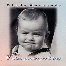 Dedicated to the One I Love [Blister] by Linda Ronstadt (CD, Jun-1996, Elektra (
