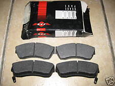 NEW QUALITY FRONT BRAKE PADS - FITS: SUZUKI SWIFT - 1.3 & 1.3i (1986-)