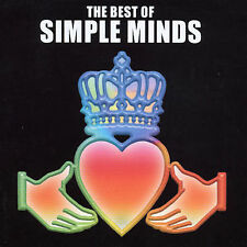 SIMPLE MINDS The Best Of SUPER AUDIO CD 2 Disc Set SACD 2001 Virgin Records EU