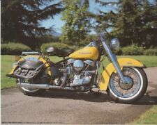 1954 Panhead Harley Davidson Motorcycle Wall Decor Art Print Poster (16x20)