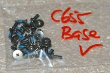 "TOSHIBA Satellite C655D-S5518 15.6"" Laptop (Bottom Assembly) Screws"