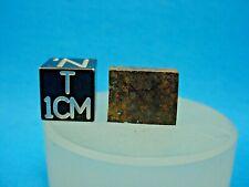New listing 1940, Norcateur L6 br.,vnd Meteorite, Decatur Co., Kansas, Usa 1.75 grams