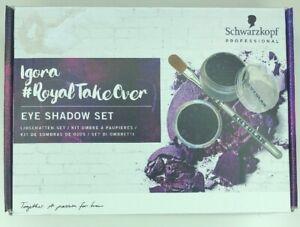 Job Lot/Wholesale Eye Shadow Make-up Kryolan Satin Powder Set x12 Schwarzkopf