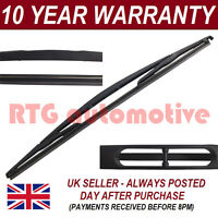 "FOR VAUXHALL CORSA C MK2 00-06 HATCHBACK 16"" REAR BACK WINDSCREEN WIPER BLADE"