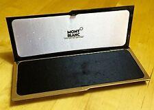 MONTBLANC MONT BLANC Pen Box Capacity for 3x Pens Starwalker Meisterstuck Bohème