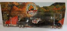GRELL HO 1/87 CAMION REMORQUE TRUCK TRAILER PETERBILT 377 BOTTLE BREZNAK BEER