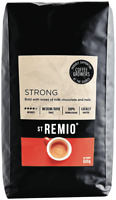 St Remio Strong Blend Coffee Beans 500g - 100% Arabica Beans - Aust Roasted