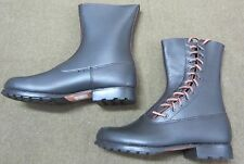 WWII GERMAN LUFTWAFFE PARATROOPER 1ST PATTERN JUMP BOOTS- SIZE 8