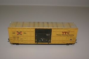 ExactRail TTX Custom Weathered Trinity 6275 Boxcar #506121 (Used)