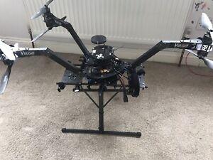 Vulcan  Y6 Professional UAV Drone Frame incl. Motors, ESCs & Props
