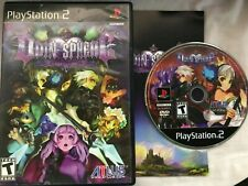 Odin Sphere Sony Playstation 2 PS2 - Complete