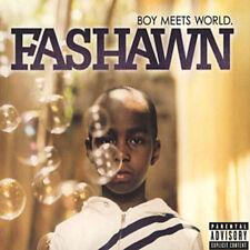Fashawn - Boy Meets World (CD - 2009 - US - Original)