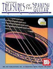 Giovanni De Chiaro: Treasures Of The Spanish Guitar