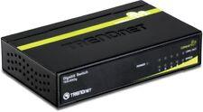 TRENDnet TEG-S50g 5-Port Gigabit Desktop Switch