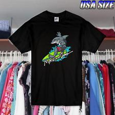 Maui and Sons Shark Logo T-Shirt Men's Clothing Gildan 5000 size S-2XL