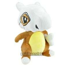 """Pokemon New 11.5"""" cubone Cute Soft Stuffed Plush Toy Doll/PC3157"""