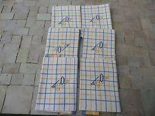 6 serviettes anciennes GD