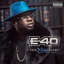 E-40 - The D-Boy Diary: Book 2 [New CD]