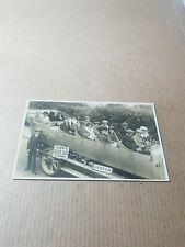 More details for old rp postcard. charabanc and passengers.ilfracombe    t/172
