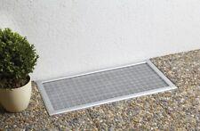 Kellerschachtabdeckung Lichtschachtabdeckung Alu Guß Kappen 115x60 cm und 150x80