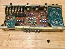TECHNICS RS 1500,1506 MAIN AMPLIFiER BOARD + MORE...FOR PARTS AS IS...