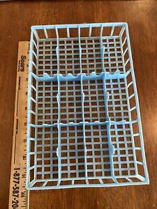 Vintage Hot Wheels / Matchbox Diecast Vehicle 1:64 Storage Case Insert Tray blue
