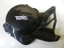 Carter cache allumage carbone Tun'R moto Derbi 50 Senda Xtrem Euro3 après 2006
