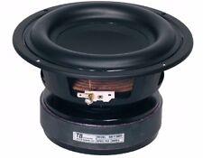 2x Tang Band W6-1139SIF , 176,5 mm Subwoofer , tiefer Bass aus kleinen Volumen