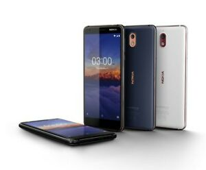 "Nokia 3.1 (TA-1057) 4G Unlocked Smartphone 5.2"" 13MP 16GB"