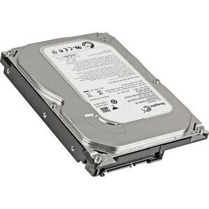 Seagate 3,5 Zoll SATA PC Festplatte 160GB 250GB 320GB 500GB 750GB 1TB 2TB 3TB Wi