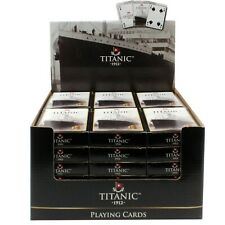 Titanic Collectors Vintage Playing Cards Deck (sg)