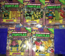 5 Piece Teenage Mutant Ninja Turtles TMNT Classic Collection Set