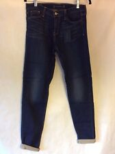 NWT WOMENS Flying Monkey Cuffed Skinny Jean Size 28 Inseam 28