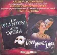 PHANTOM OF THE OPERA / LOVE NEVER DIES: ORIGINAL CAST CD / ANDREW LLOYD WEBBER