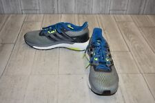 Adidas Supernova Athletic Shoes - Men's Size 9 - Grey/Teal