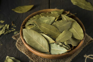 DRY BAY LEAVES Whole Tej Patta for Indian Cooking SPICES A GRADE FREE SHIPPING