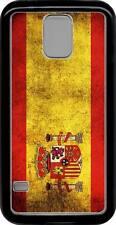 funda carcasa dura case Samsung Galaxy note 4 bandera espana