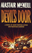The Devil's Hour, By Alastair MacNeill,in Used but Acceptable condition