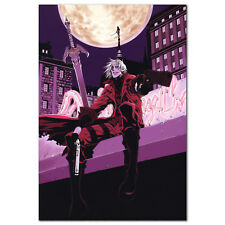Devil May Cry Poster - Anime Dante - High Quality Prints