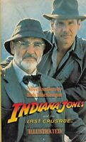 Indiana Jones And the Last Crusade: Novel by MacGregor, Rob 0747405301 The Fast