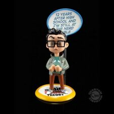 The Big Bang Theory figurine Q-Pop Leonard Hofstadter 9 cm avec bulle BD 06563