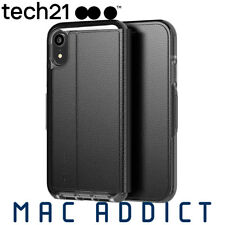 Tech21 Evo Wallet Rugged 3.6M / 12FT Drop Protective Folio Case For iPhone XR